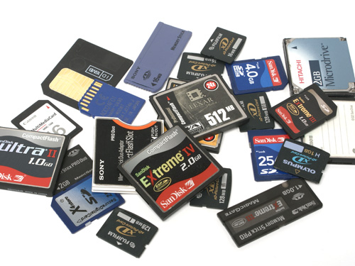 Flash Cards - Advanced Logical Data Recovery